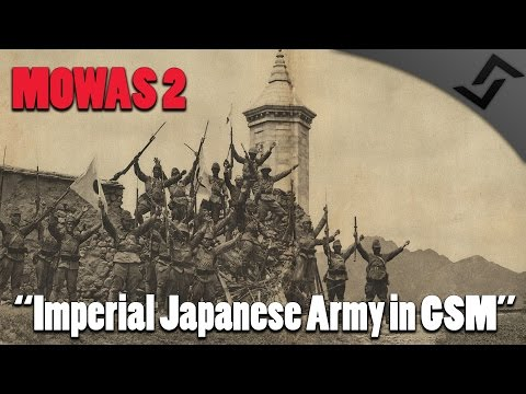 Men of War: Assault Squad 2 - Imperial Japanese Army in GSM