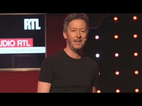 Jean-Luc Lemoine dans le Grand Studio RTL de Laurent Boyer -