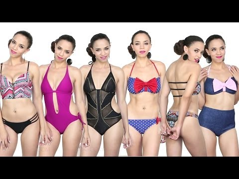 Ultimate Swimsuit Guide! Best Swimsuit for Your Body Type