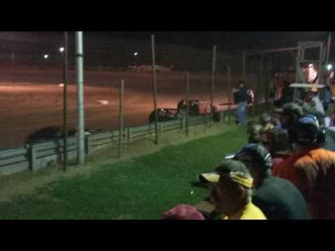 Summit Modifieds Feature  Charleston Speedway