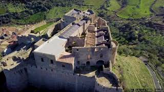 ~ Rocca Imperiale 2018 ~ (Calabria - CS - Italy) (Drone View 4K)
