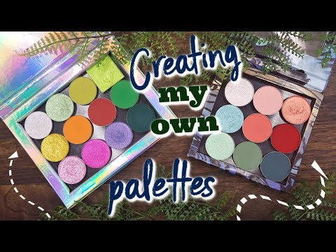 Putting My Own Palettes Together | Single Shadow Bonanza thumbnail