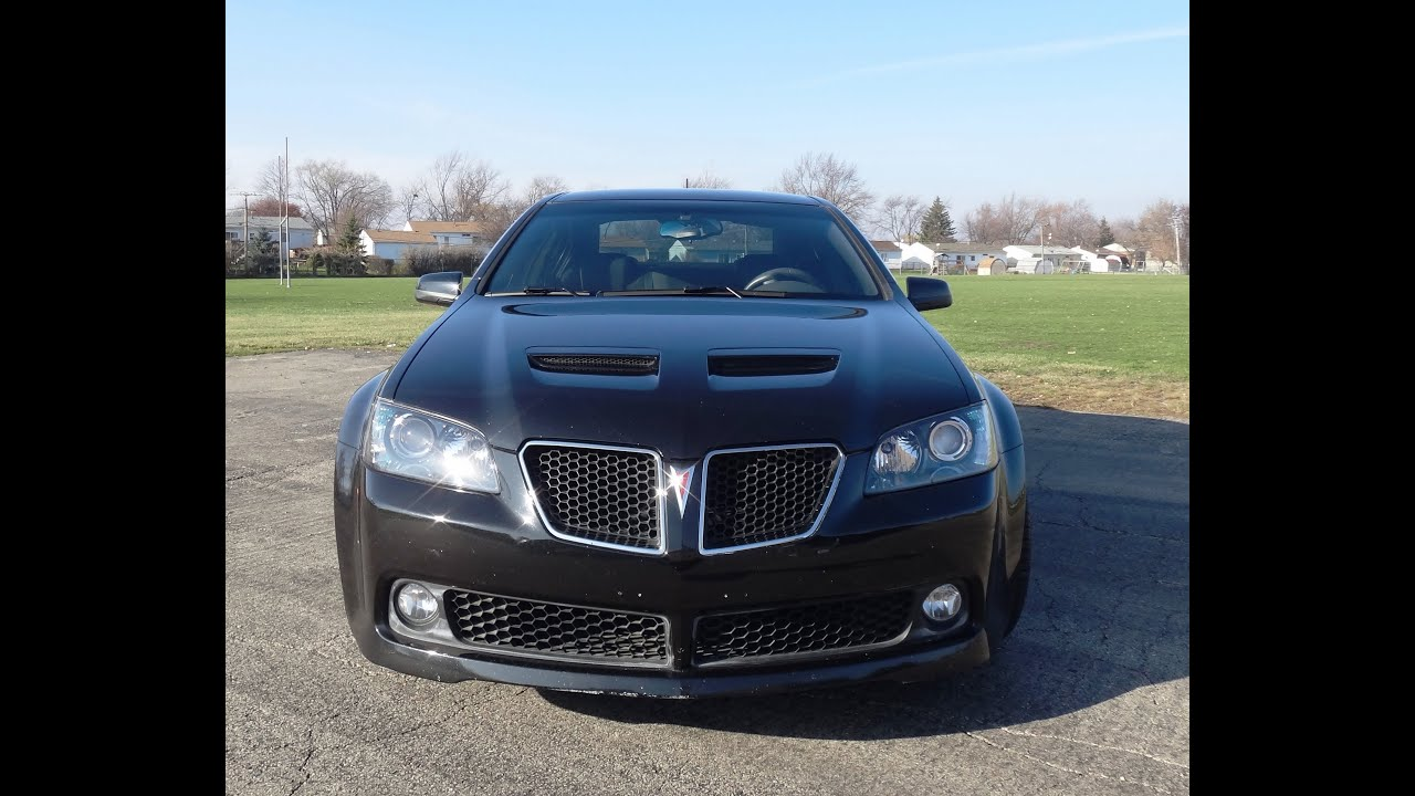 2009 pontiac g8 gt takeoff w magnaflow exhaust spectre cai from outside youtube. Black Bedroom Furniture Sets. Home Design Ideas
