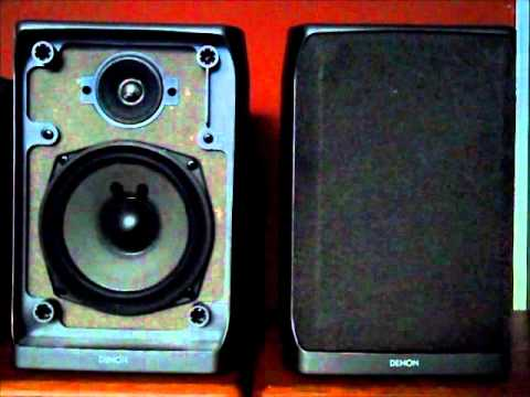 Denon USC 60 Mini Bookshelf Speakers