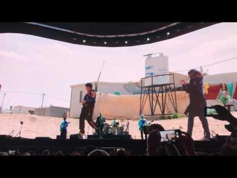 U2 Miss Sarajevo Live At The Hard Rock Stadium