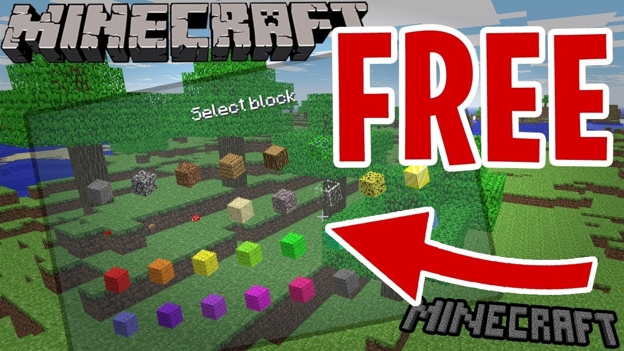 MINECRAFT CLASSIC FREE! (Minecraft 8 Year Anniversary)