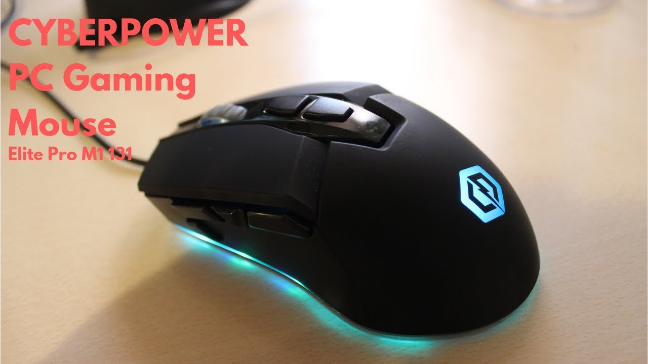 CYBERPOWERPC GAMING OPTICAL MOUSE WINDOWS 7 DRIVER
