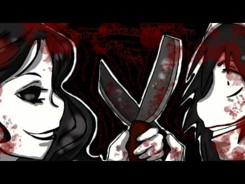 Run Devil Run- Jeff vs Jane the Killer - YouTube