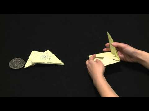 Letterlocking: Russian WWII Soldier Triangle Letter, Russia