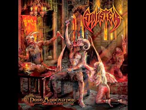 Sinister - The Post-Apocalyptic Servant [Full album] (2014)