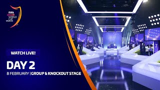 FIFA eClub World Cup 2020 - Day 2 - Group Stage & Round of 16