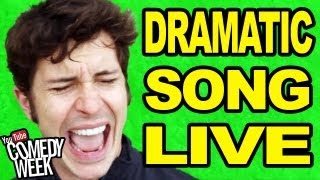 Toby Turner - The Big Live Comedy Show Highlights - YouTube Comedy Week
