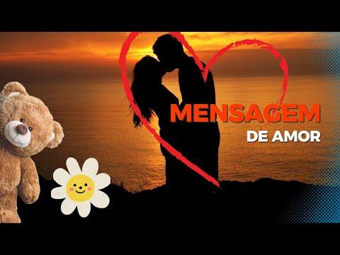 Linda Mensagem de Amor - Voz Masculina!!