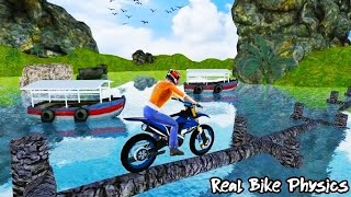 Ramp Bike Impossible Stunt 2020 Gameplay + Review|Latest Games|
