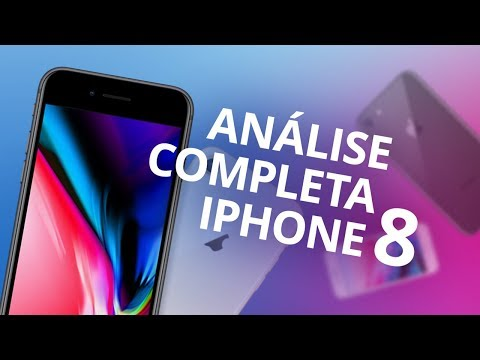 iPhone 8 [Análise / Review]