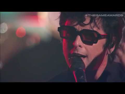 Download Green Day - Welcome to Paradise / Father Of All Full Performance Live at The Game Awards 2019 Mp4 baru