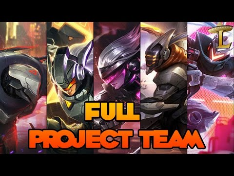 FULL PROJECT TEAM   PROJECT LEONA SUPPORT - MUCHACHO ARMY VS THE WORLD