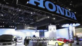 Gambar cover 2010 Calgary Auto Show get Free Tickets from Honda West Alb