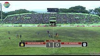 Peluang dan Goal BHAYANGKARA FC vs PSIS SEMARANG - Piala Presiden 2018