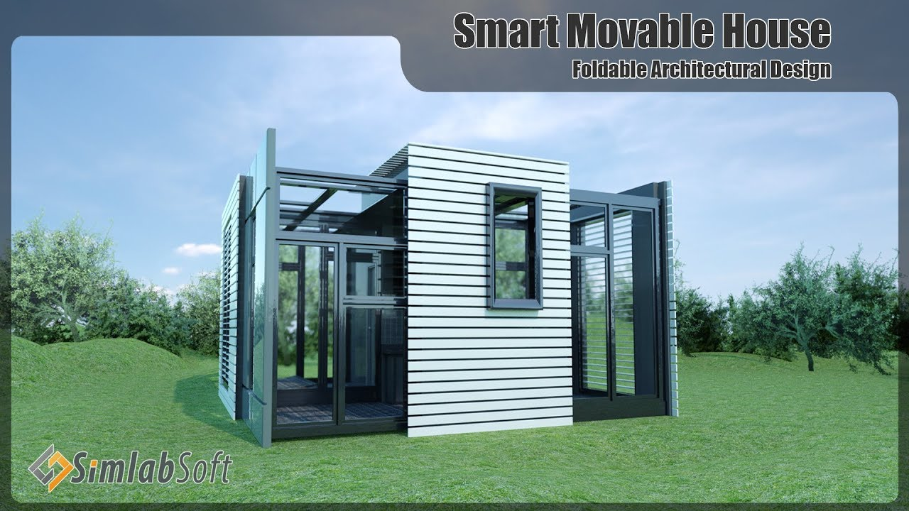 Smart Movable Home & Smart Movable Home - YouTube