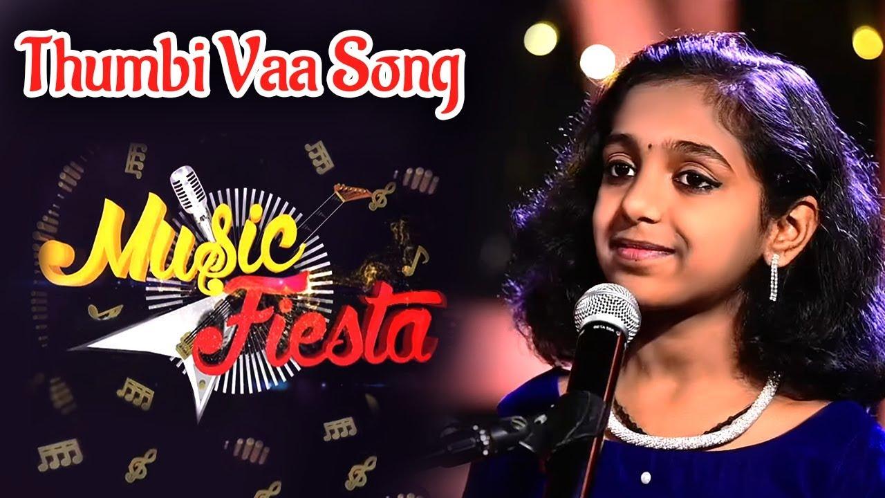 thumbi vaa ilayaraja song