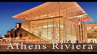 Athens Riviera: Stavros Niarchos Cultural Center - SNFCC | Greece Guide