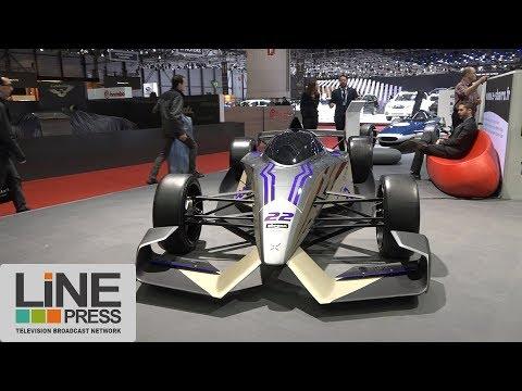 Salon de l'auto Genève / Genève - Suisse 01 mars 2018