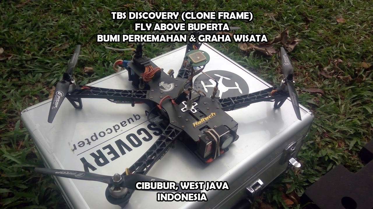 TBS Discovery - Fly Above Buperta - YouTube