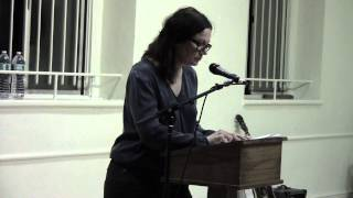"Brenda Coultas @ The Poetry Project: ""Song for Bernadette"""