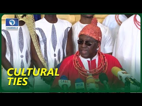 Oba Of Benin Seeks Memorial Site In Calabar