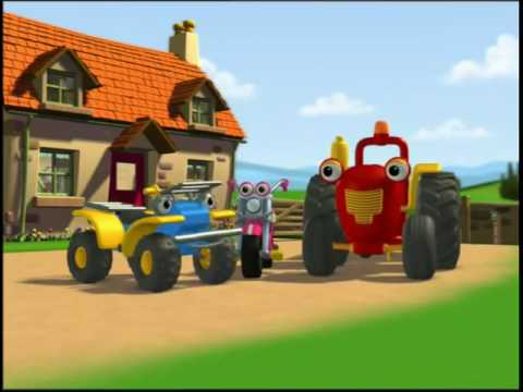 Tracteur tom la piste myst rieuse youtube - Tracteure tom ...