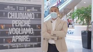 Centri commerciali chiusi nel weekend, la serrata al Campania
