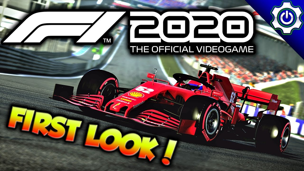 F1 2020 - First Look Gameplay!