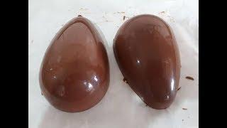 COMO FAZER A TEMPERAGEM DE CHOCOLATE NO MARMORE |     1 video aula receitas de Páscoa