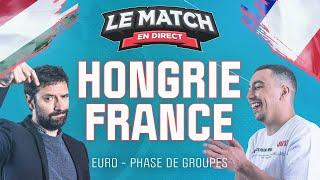 Hongrie France Euro Le Match en direct Football