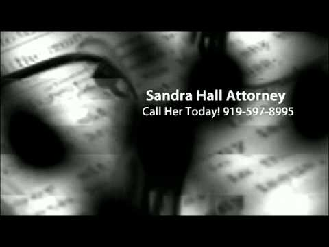 Durham NC Family Law Attorney | Sandra Hall 919-597-8995