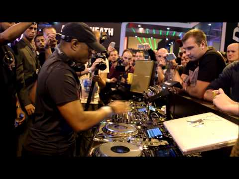 DJ EZ LIVE @ BPM 2013 PART 1
