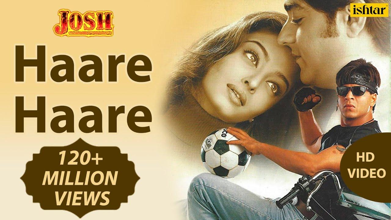 Download Haare Haare - HD VIDEO | Aishwarya Rai & Chandrachur Singh | Josh | 90's Bollywood Romantic Song