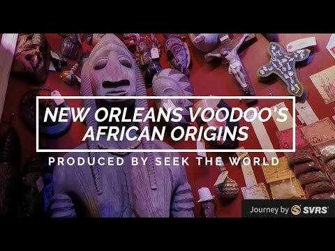 New Orleans Voodoo's African Origins In Louisiana!