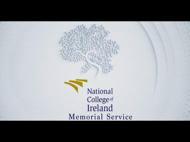 NCI Memorial Service 2020