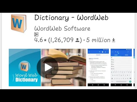 Best dictionary for students to learn english # word web