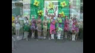 Богучар праздник на ул.Шолохова 2 ч