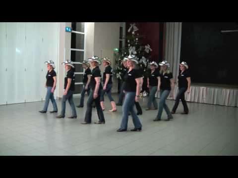 COWBOY GIRL - NEW SPIRIT OF COUNTRY DANCE - line dance