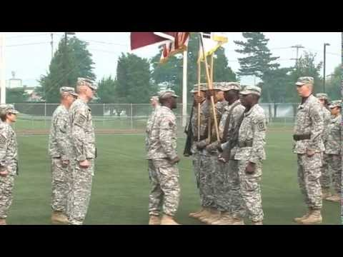 168th Multifunctional Medical Battalion change of command