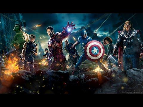 Breaking Benjamin - Until The End Avengers Music Video)