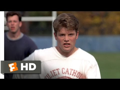 Rudy (1/8) Movie CLIP - Football Tryouts (1993) HD