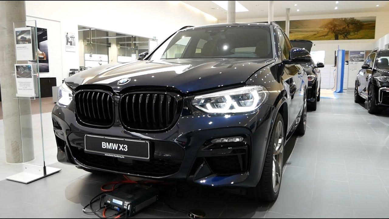 2020 New BMW X3 M40i - YouTube
