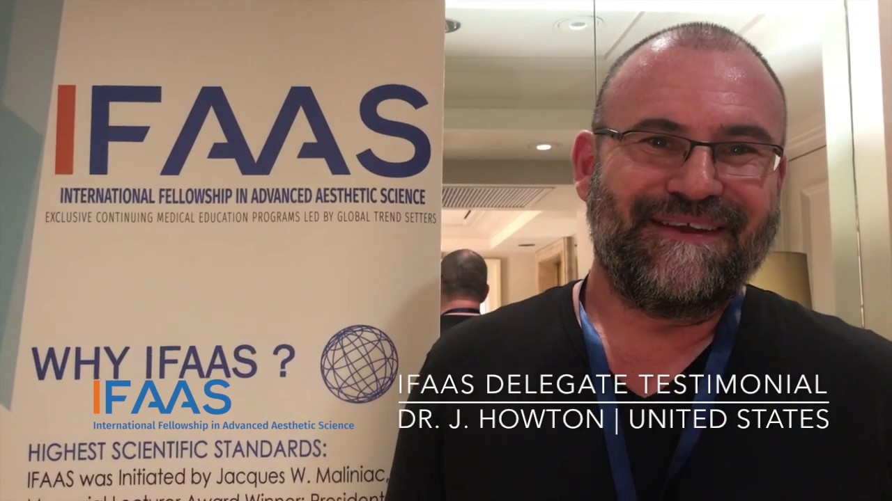 IFAAS Delegate Testimonial - Dr  James H  | United States