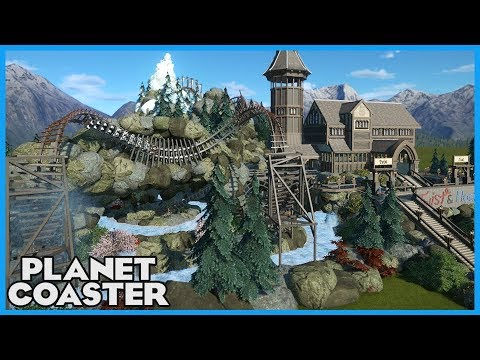 TWIST & FLOAT! 8k Coaster / Ride Blueprint! Coaster Spotlight 280 #PlanetCoaster