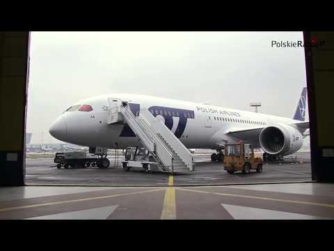 Dreamliner 787 - 9 zasilił flotę LOT-u